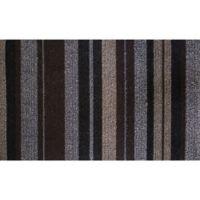 Lexington 18-Inch x 30-Inch Scraper Mat in Black