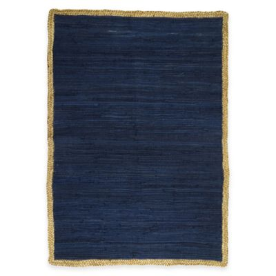 Good Park B. Smith Jute Border 2 Foot X 3 Foot Accent Rug In