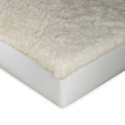 mydual wool crib mattress pad