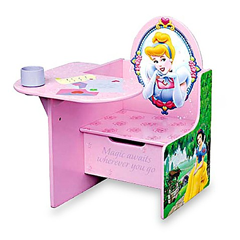 Disney Princess Desk Chair Set By Delta