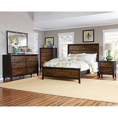 verona home hill valley 5 piece queen bedroom set bed