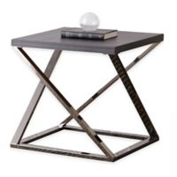 Steve Silver Co. Agean Wood End Table