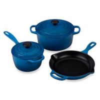 Le Creuset® Signature 5-Piece Cookware Set in Marseille