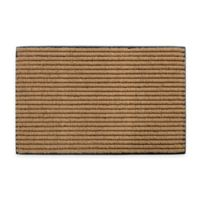 Coir Loop 30-Inch x 18-Inch Door Mat in Natural