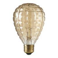 Granade 40-Watt Light Bulb in Amber