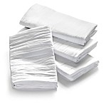 Real Simple® 4-Pack Flour Sack Towels in White