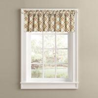 Woodland Plaid Window Valance