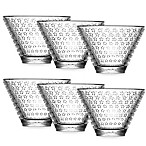 La Rochere Mini Star Fruit Cups (Set of 6)