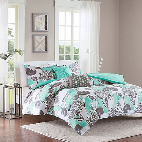Green Dragonfly Duvet Cover Bed Bath And Beyond