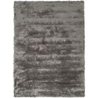 Safavieh Faux Sheep Skin 2-Foot x 3-Foot Accent Rug in Grey