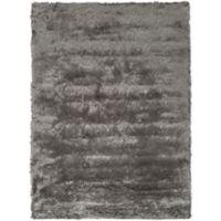 Safavieh Faux Sheep Skin 6-Foot x 9-Foot Area Rug in Grey