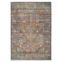 Safavieh Valencia Forest 3-Foot x 5-Foot Area Rug in Grey/Multi