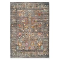 Safavieh Valencia Forest 4-Foot x 6-Foot Area Rug in Grey/Multi