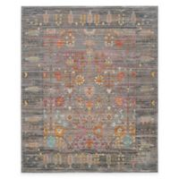 Safavieh Valencia Forest 9-Foot x 12-Foot Area Rug in Grey/Multi