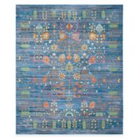 Safavieh Valencia Forest 9-Foot x 12-Foot Area Rug in Blue/Multi