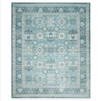 Safavieh Valencia Border 9-Foot x 12-Foot Area Rug in Alpine/Multi
