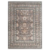 Safavieh Valencia Double Border 4-Foot x 6-Foot Area Rug in Mauve