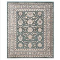 Safavieh Valencia Double Border 9-Foot x 12-Foot Area Rug in