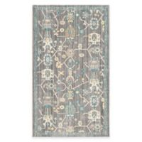 Safavieh Valencia Global Geo 3-Foot x 5-Foot Area Rug in Mauve