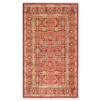 Safavieh Valencia Ogee Rug in Red