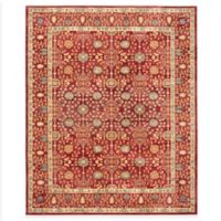 Safavieh Valencia Ogee 8-Foot x 10-Foot Area Rug in Red