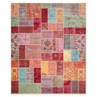 Safavieh Valencia Multicolor Patchwork 9-Foot x 12-Foot Area Rug