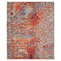 Safavieh Valencia Multicolor Spotted 9-Foot x 12-Foot Area Rug