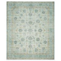 Safavieh Valencia Theo 8-Foot x 10-Foot Area Rug in Light Blue/Turquoise