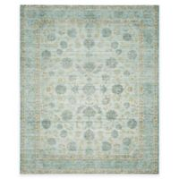 Safavieh Valencia Theo 9-Foot x 12-Foot Area Rug in Light Blue/Turquoise