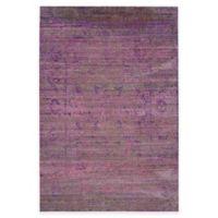Safavieh Valencia Dove 4-Foot x 6-Foot Area Rug in Lavender/Multi