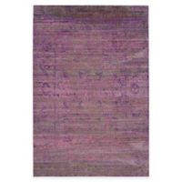 Safavieh Valencia Dove 5-Foot x 8-Foot Area Rug in Lavender/Multi