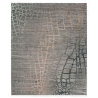 Safavieh Valencia Snake 8-Foot x 10-Foot Area Rug in Grey/Multi