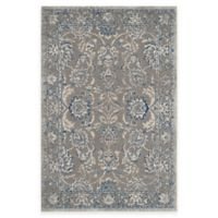 Safavieh Artisan Floral 5-Foot 1-Inch x 7-Foot 6-Inch Area Rug in Grey/Blue