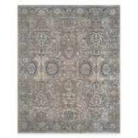 Safavieh Artisan Floral 9-Foot x 12-Foot Area Rug in Grey/Blue