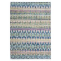 Safavieh Valencia Elros 9-Foot x 12-Foot Area Rug in Purple Multi