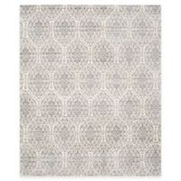 Safavieh Valencia Damask 8-Foot x 10-Foot Area Rug in Mauve/Cream