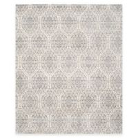 Safavieh Valencia Damask 9-Foot x 12-Foot Area Rug in Mauve/Cream