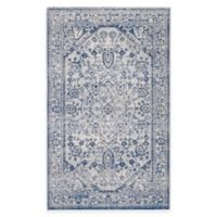 Safavieh Artisan Arash 4-Foot x 6-Foot Area Rug in Silver/Blue