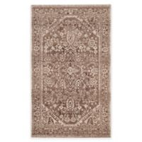 Safavieh Artisan Arash 4-Foot x 6-Foot Area Rug in Brown/Ivory