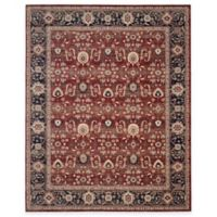 Safavieh Artisan Gazsi 9-Foot x 12-Foot Area Rug in Rust/Navy