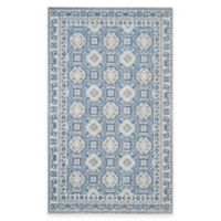 Safavieh Artisan Esta 4-Foot x 6-Foot Area Rug in Silver/Blue