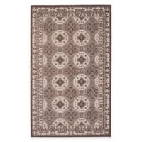 Safavieh Artisan Esta 4-Foot x 6-Foot Area Rug in Brown/Ivory