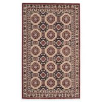 Safavieh Artisan Esta 4-Foot x 6-Foot Area Rug in Navy/Rust