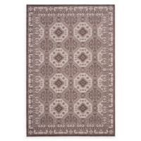 Safavieh Artisan Esta 6-Foot 7-Inch x 9-Foot Area Rug in Brown/Ivory