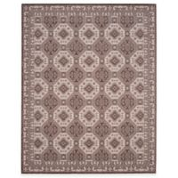 Safavieh Artisan Esta 9-Foot x 12-Foot Area Rug in Brown/Ivory