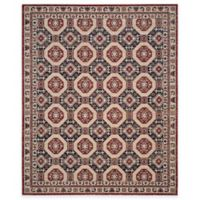 Safavieh Artisan Esta 9-Foot x 12-Foot Area Rug in Navy/Rust