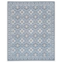 Safavieh Artisan Esta 10-Foot x 14-Foot Area Rug in Silver/Blue