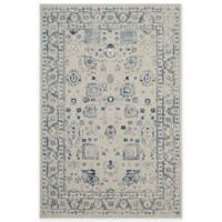 Safavieh Artisan Kir 4-Foot x 6-Foot Area Rug in Silver