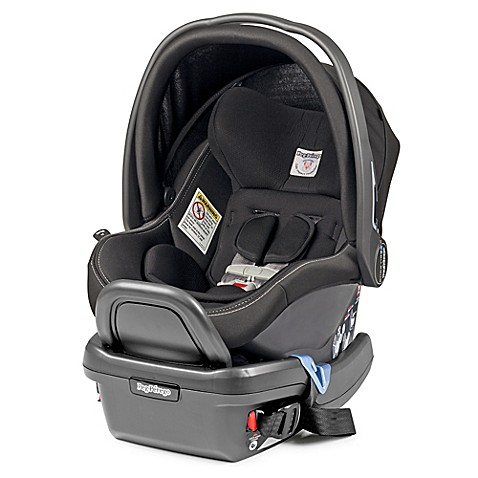 peg perego primo viaggio 4 35 infant car seat in onyx bed bath beyond. Black Bedroom Furniture Sets. Home Design Ideas