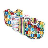 Trend Lab® 4-pack Dr. Seuss™ Alphabet Bouquet Bib Set